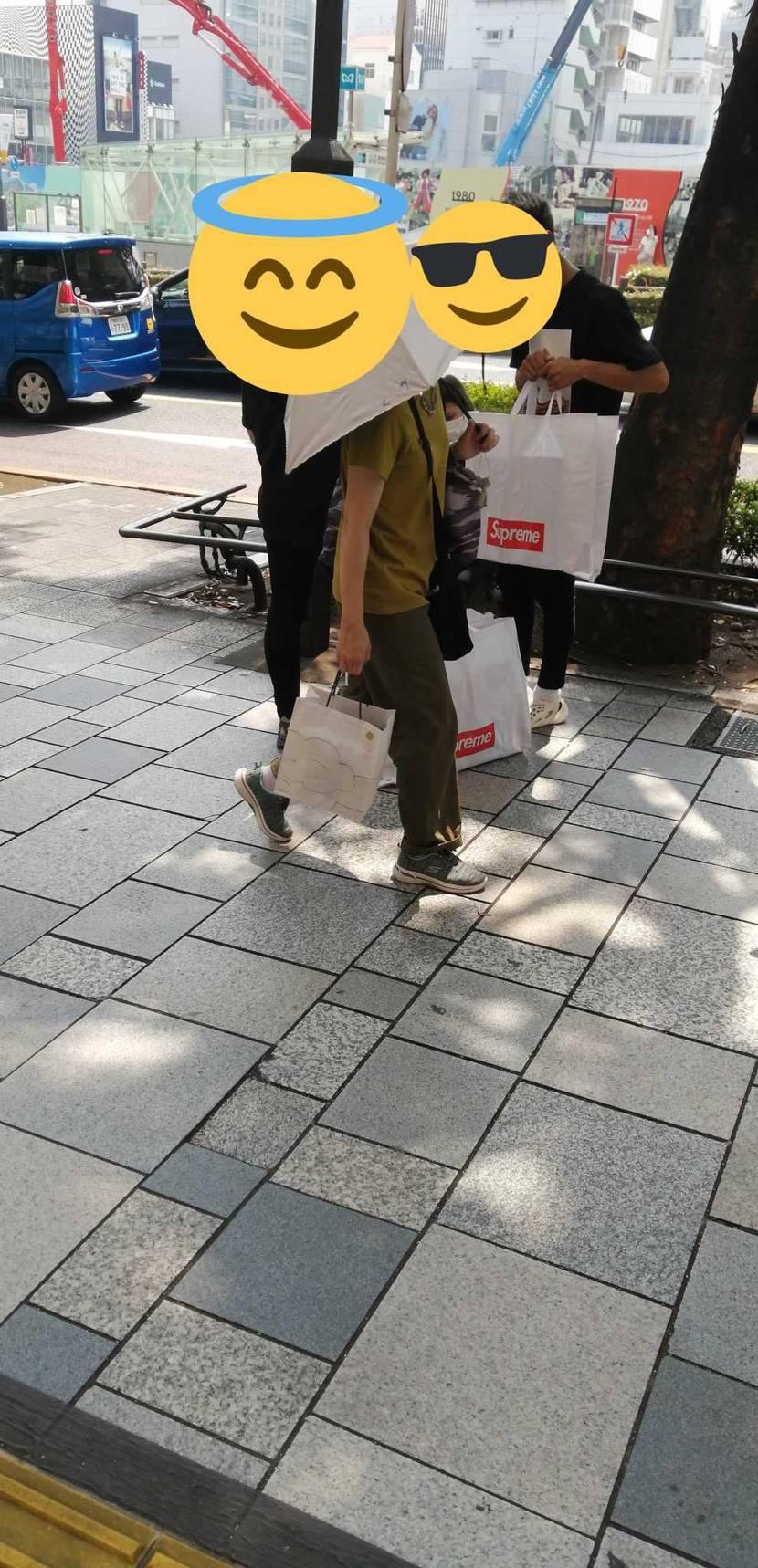 転売チャイニーズの、「とりあえず履いとけ」でよく見る最近の風潮が原因で、履く気失