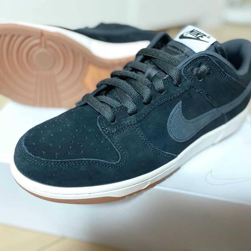 Nike dunk By You❗️やっと届きました😆早速、シューレースをNOD