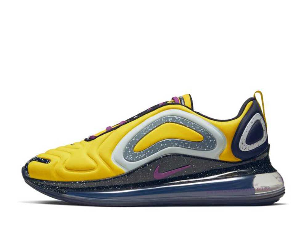 UNDERCOVER×NIKE AIR MAX 720 YELLOW