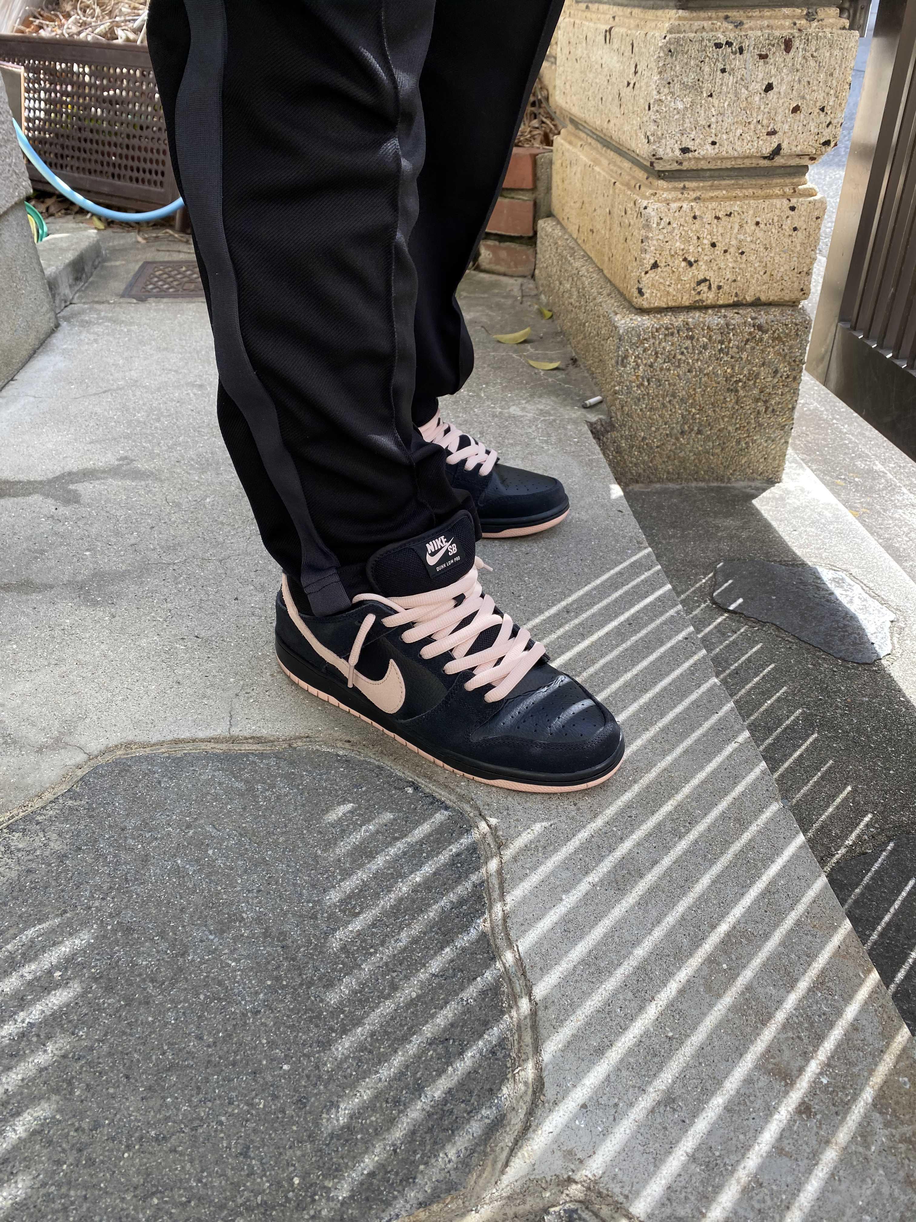 Nike sb dunk low pro pink devil