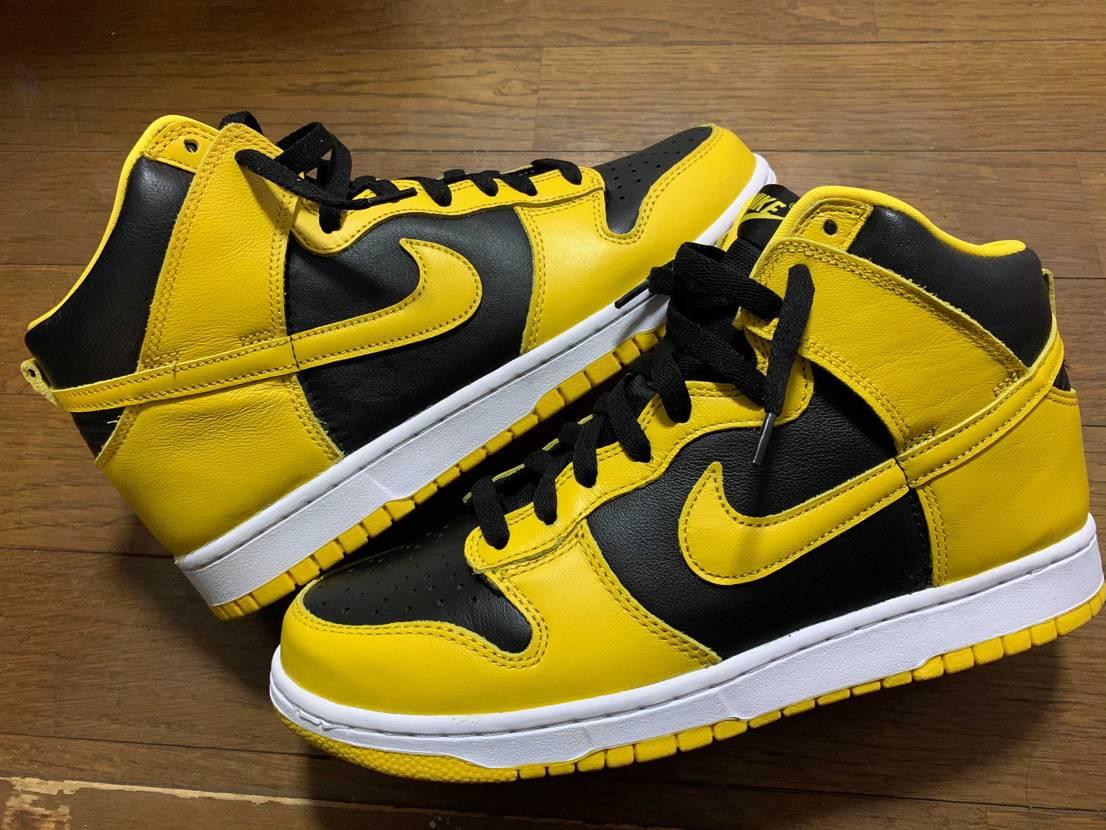 こー見ると黄色もいいなぁ。。。もー分からん!もう一足買う?