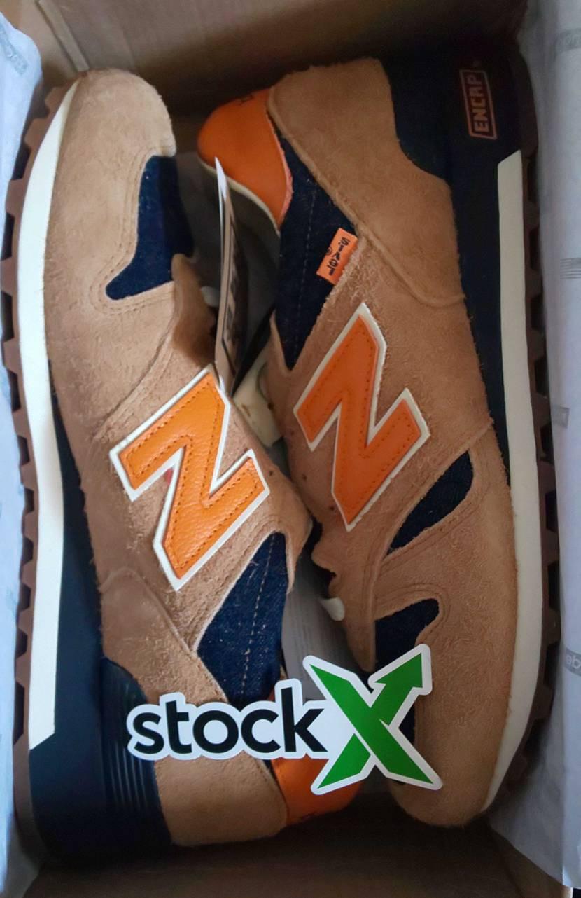 StockXにて初購入。 New Balance×Levi'sの1300! 想像