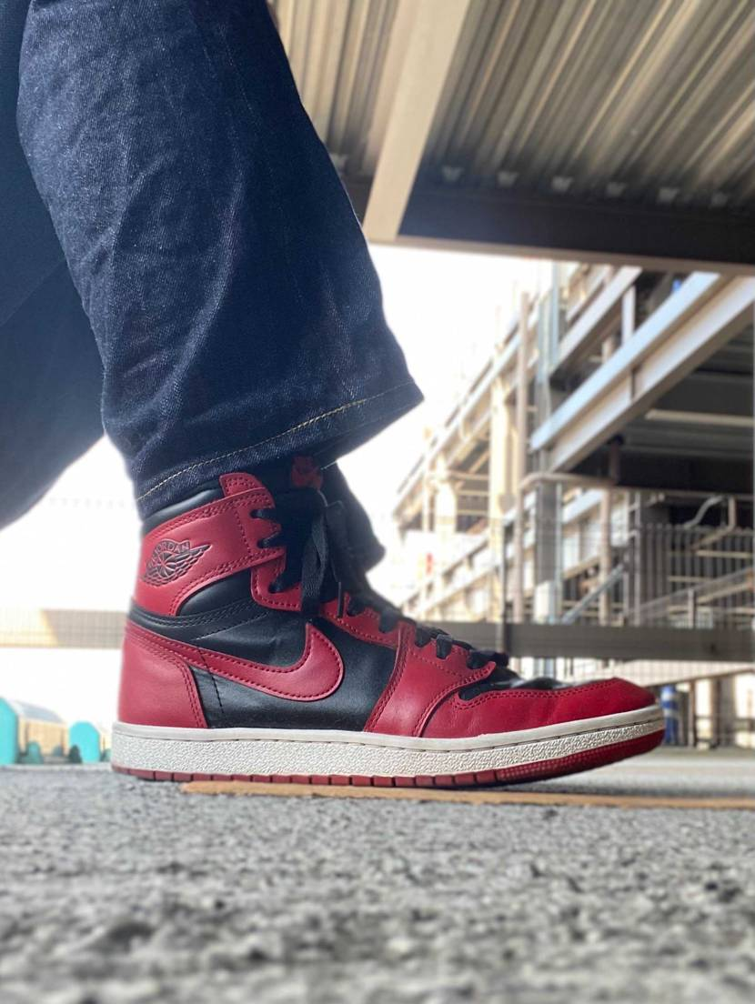 Nグレー買えるかな。 欲しいなぁ。 とりあえず赤黒履き続けます。
