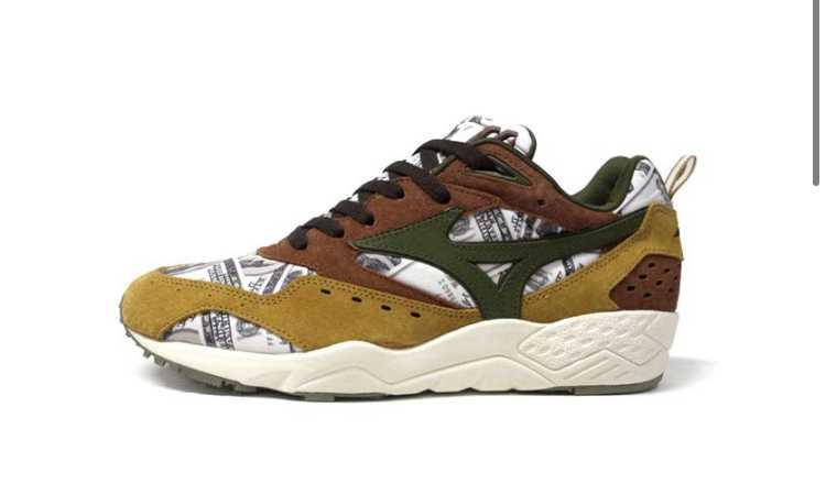 contender 24karats×mita sneakers