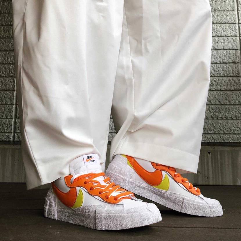 私にとっては珍しいもん履いとります👟 結構履きやすい🦆  #つまスニ