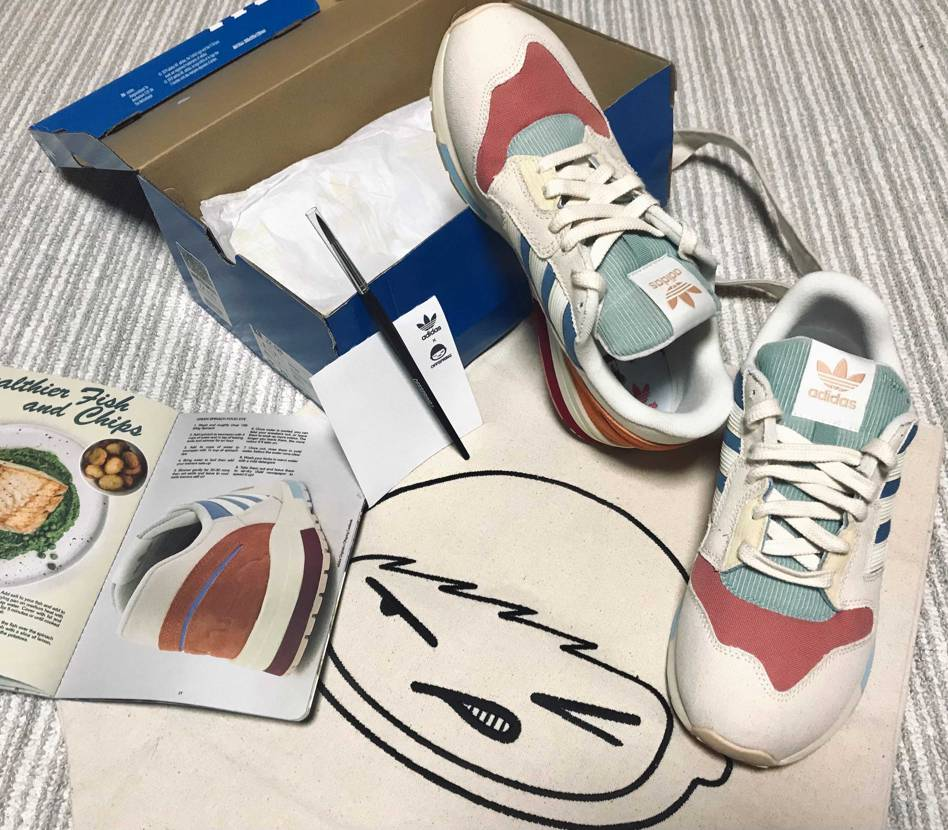 """Offspring ZX420 """"London to L.A."""" 以前ぐぬぬさ"""