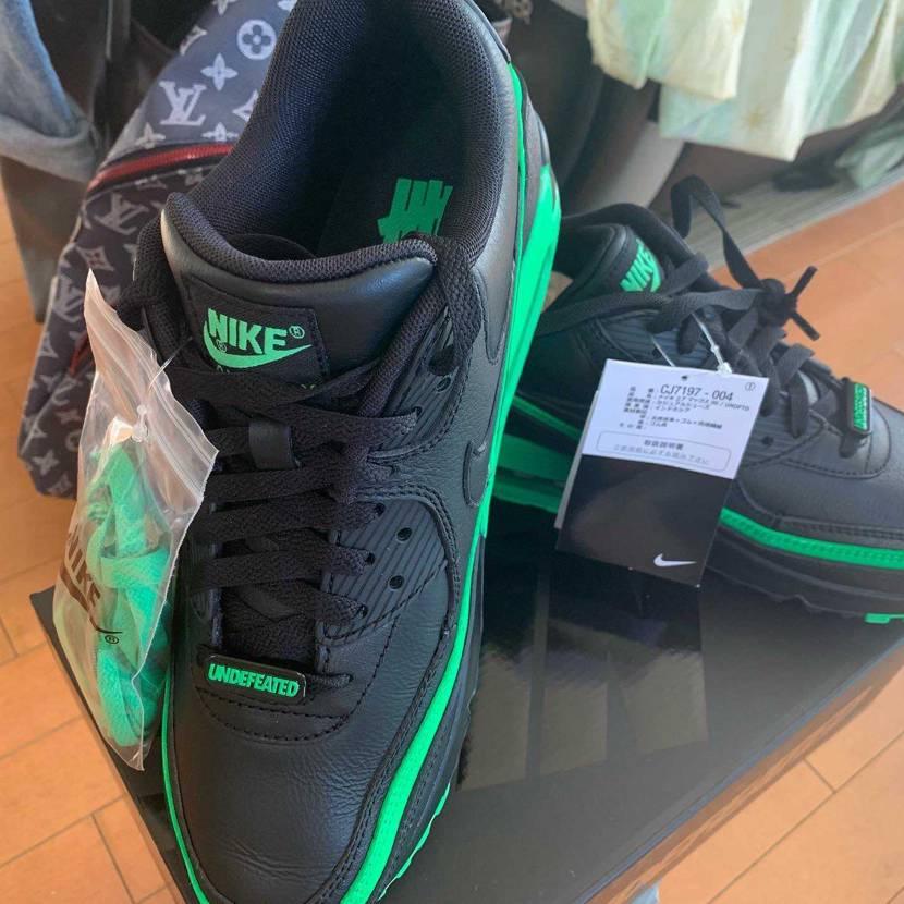 BLACK  Green 最高❤️