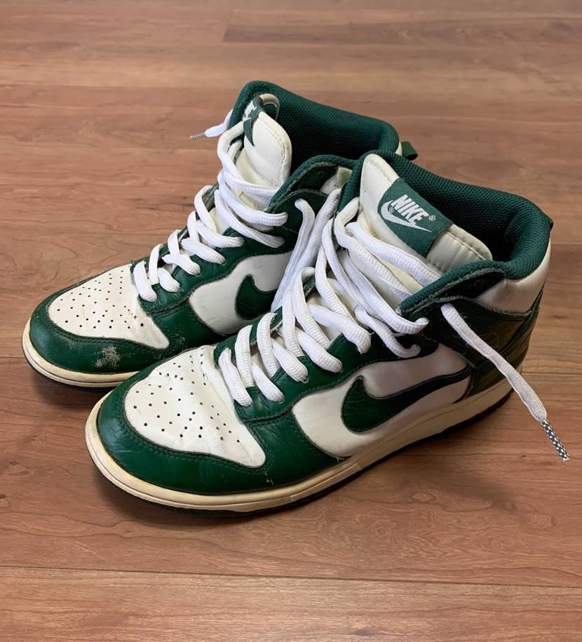 まだまだ現役です😊  Nike Dunk High'08 LE ナイキ ダン
