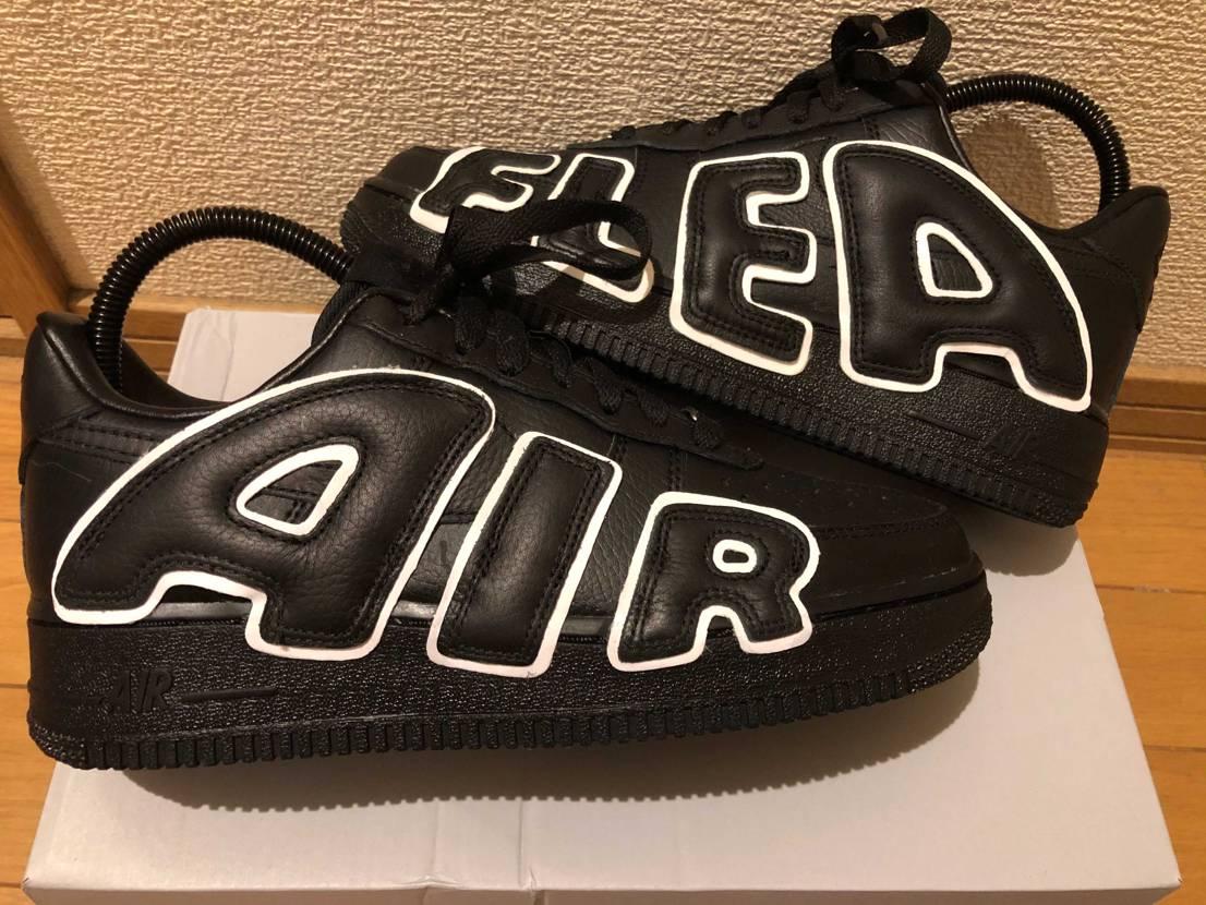 air  force 1のカクタスの黒買った!