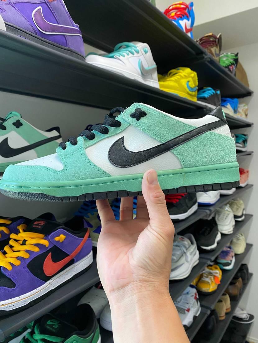 Nike SB Dunk Low Sea Crystal  来たーーー🐬