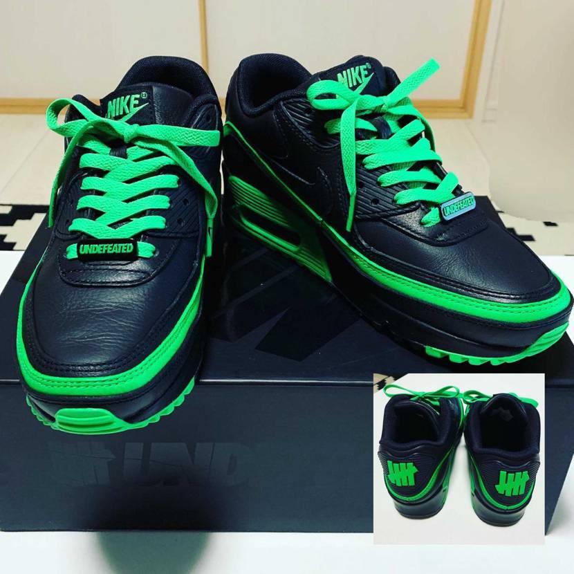黒緑すごいかわいい! ピンクも欲しいなー