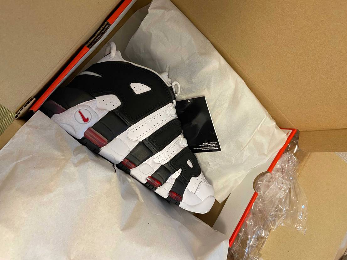 購入者様ありがとう。 これからスニダンへ発送します‼︎ 手放す時も箱とか潰れ