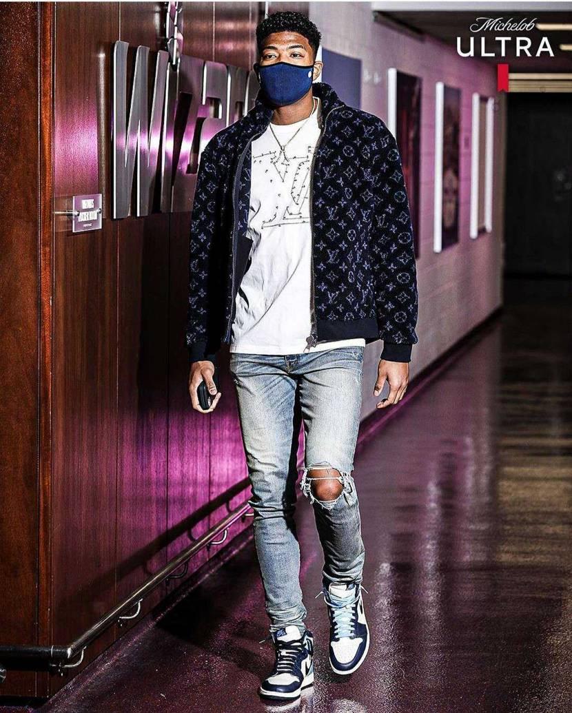 NBA選手のスニーカーコーデが断トツでかっこいいです。 ブラッドリービール選手の