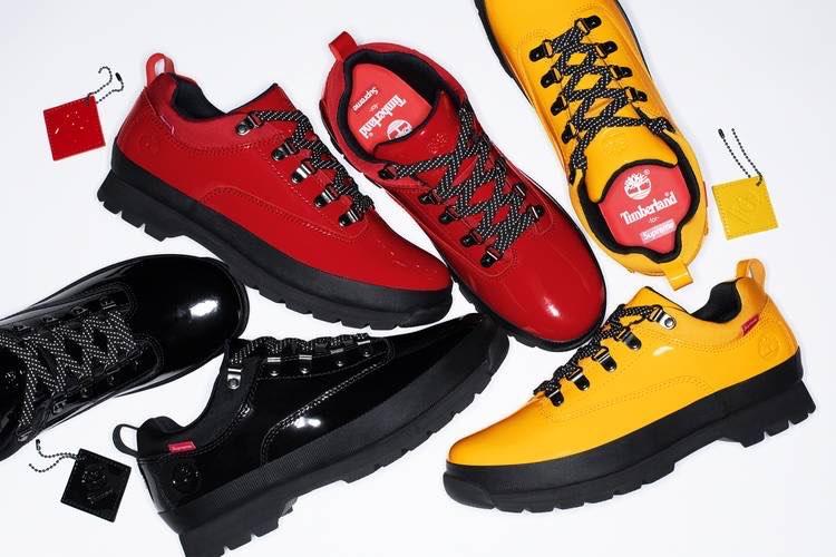 Supreme®/Timberland® Patent Leather Euro
