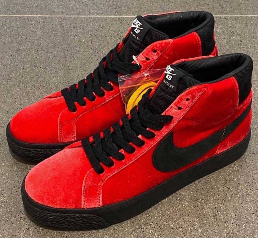 "Kevin Bradley x Nike SB Blazer AC Mid ""H"