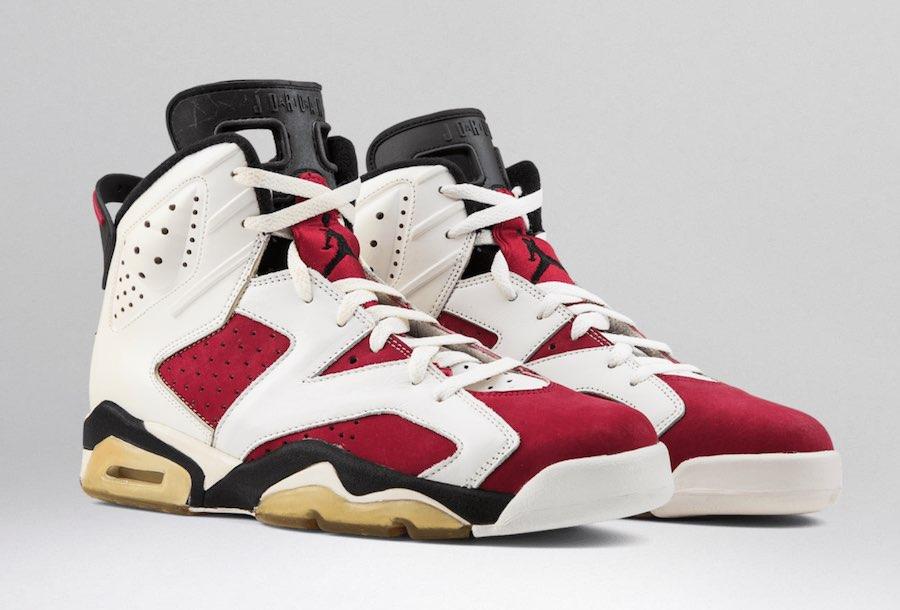 "Air Jordan 6 Retro OG ""Carmine""  一瞬Har"