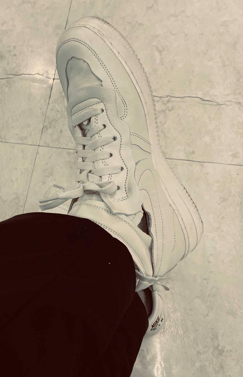 今日はギャルソンフォース いい革靴🍷