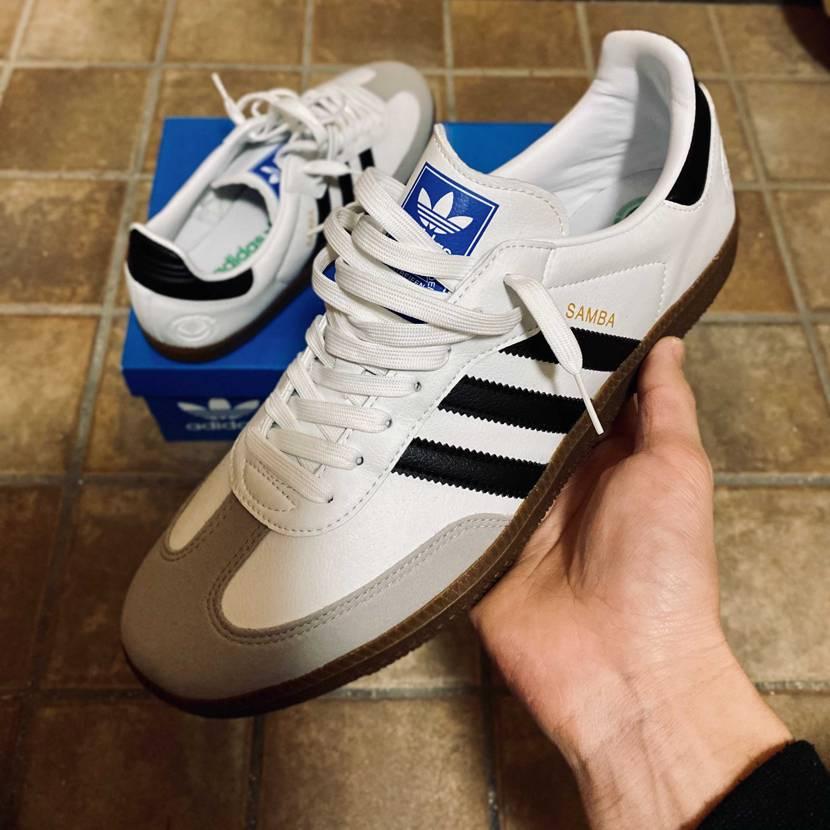 買っちゃった😍  #adidas #samba #sambavegan #