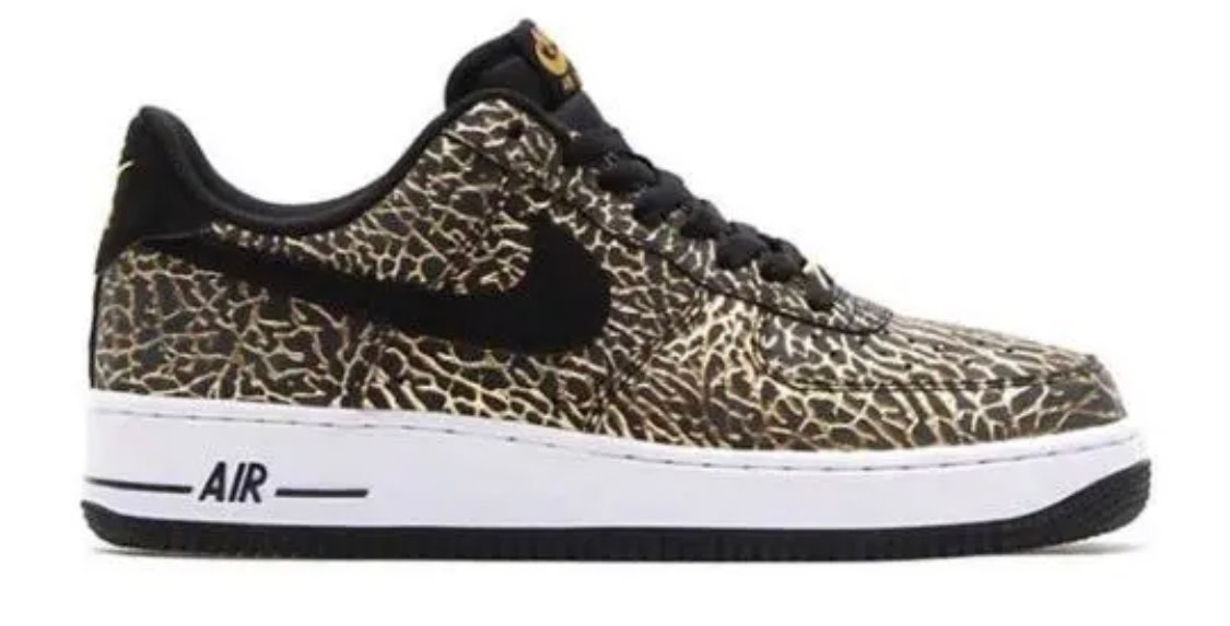 AIR FORCE 1 LOWGOLD ELEPHANT(488298-702)
