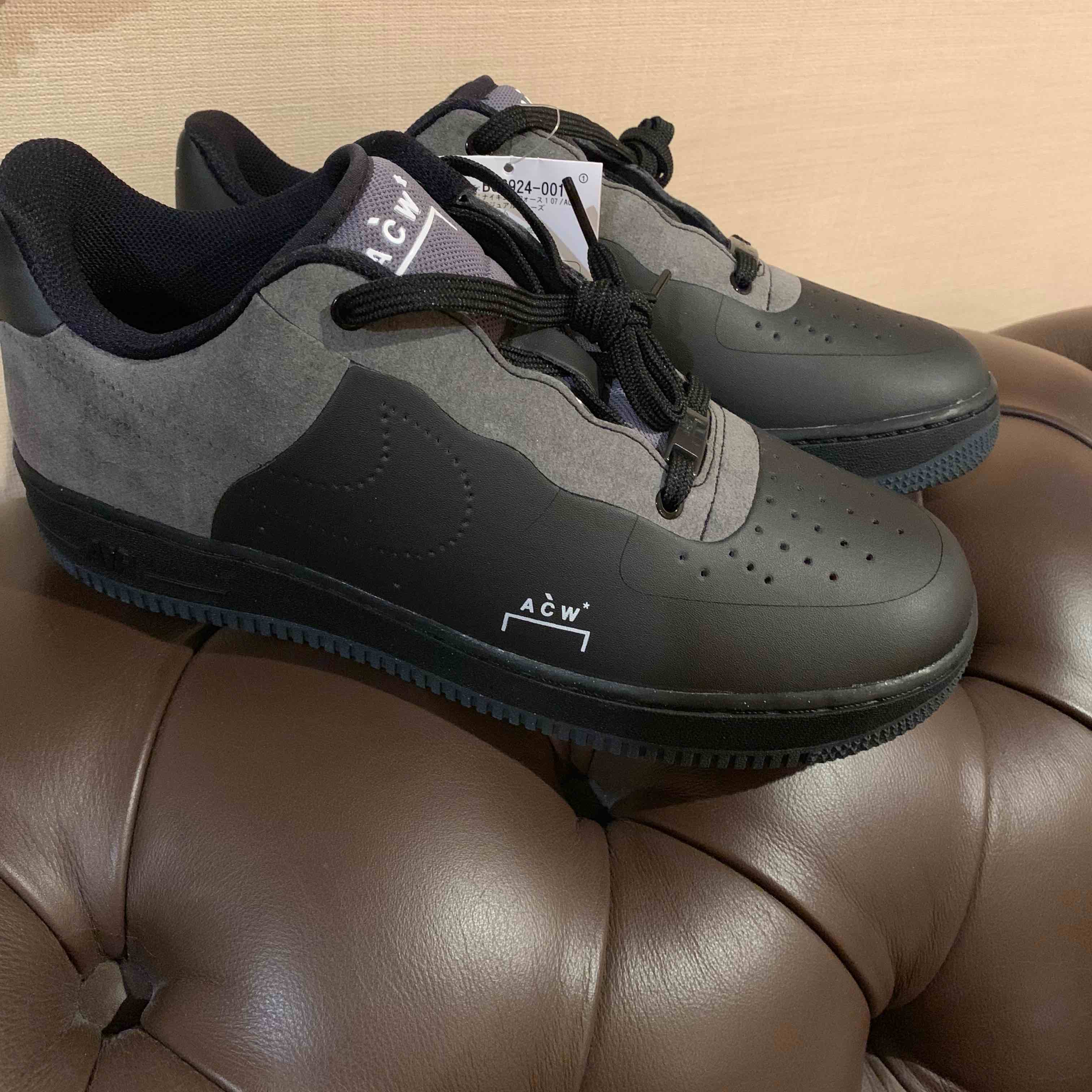 a cold wall x nike air force 1!!! a col