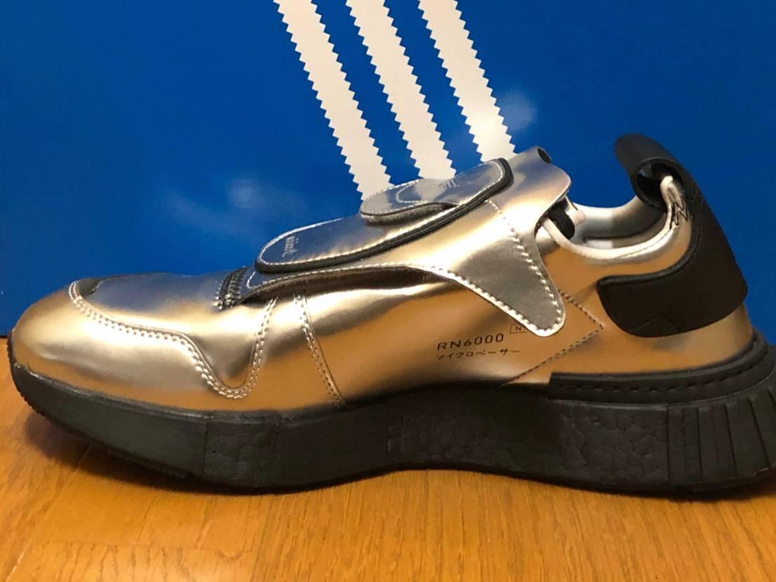 adidas  FuturePacer  ずっと欲しかったのでうれしい。