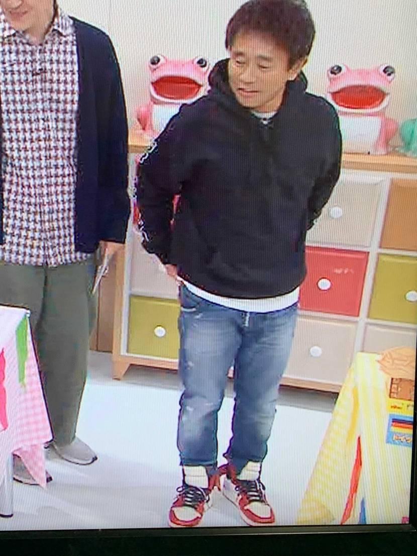 浜田さんさすがです✨ ええのん履かはるわ🎶
