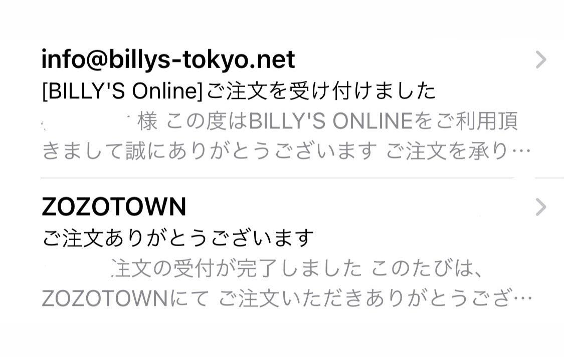 ZOZO👌👌👌👌 Billy's👌👌👌👌