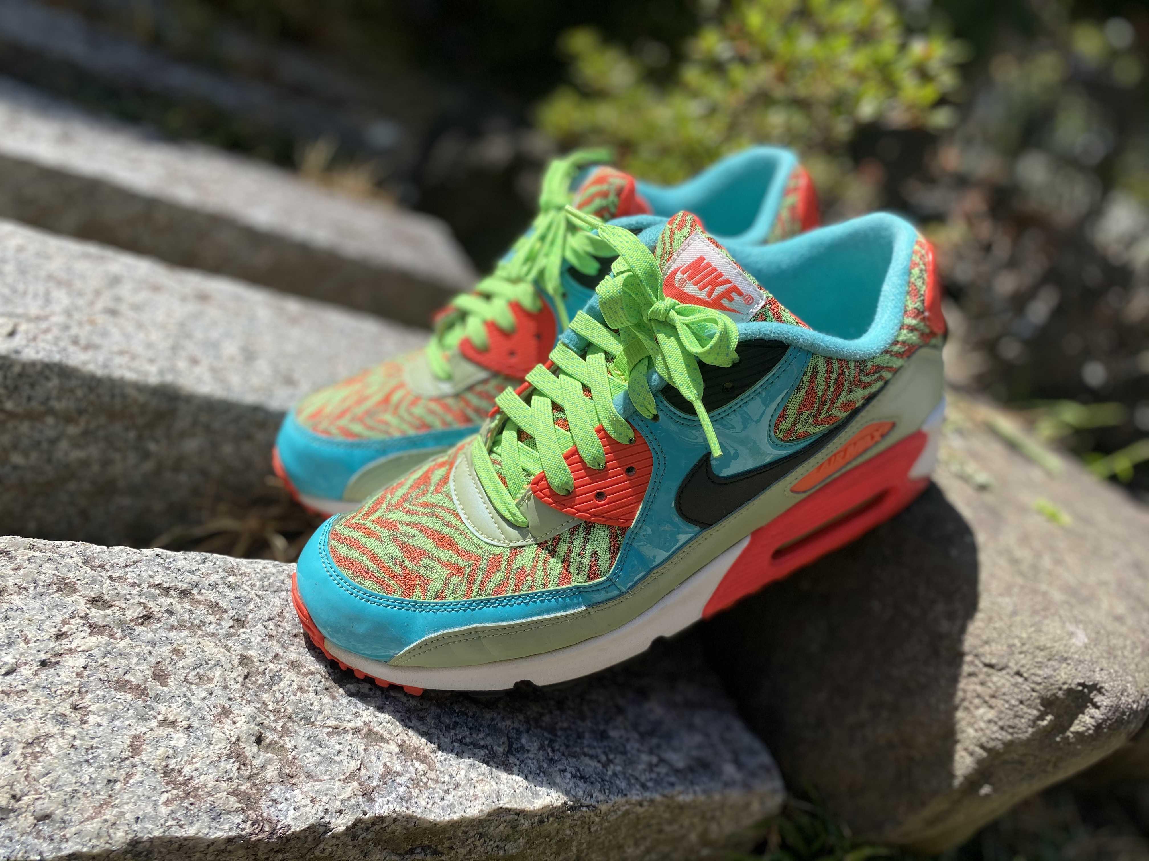 """Nike Air max 90 25th anniversary """"Flash Lime"""""""