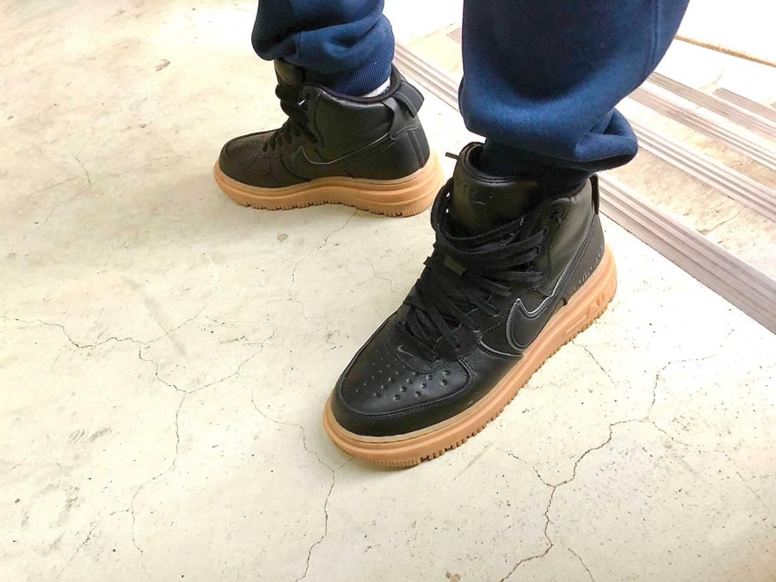 今日雨だったから久々履きました☔️ ゴアだし完全にブーツだから無敵感有り💪