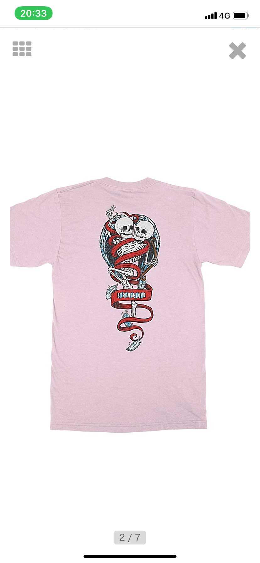 質問です! このTシャツってどこで買えますかね。 メルカリとか探しても全く見