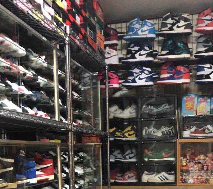 趣味部屋 #nikedunk  #airjordan #sneakerfr