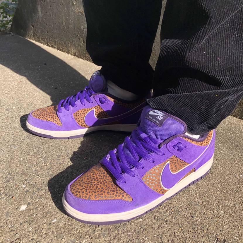 あけましておめでとうございます🌅🎍 purple safari履いて親戚の集ま