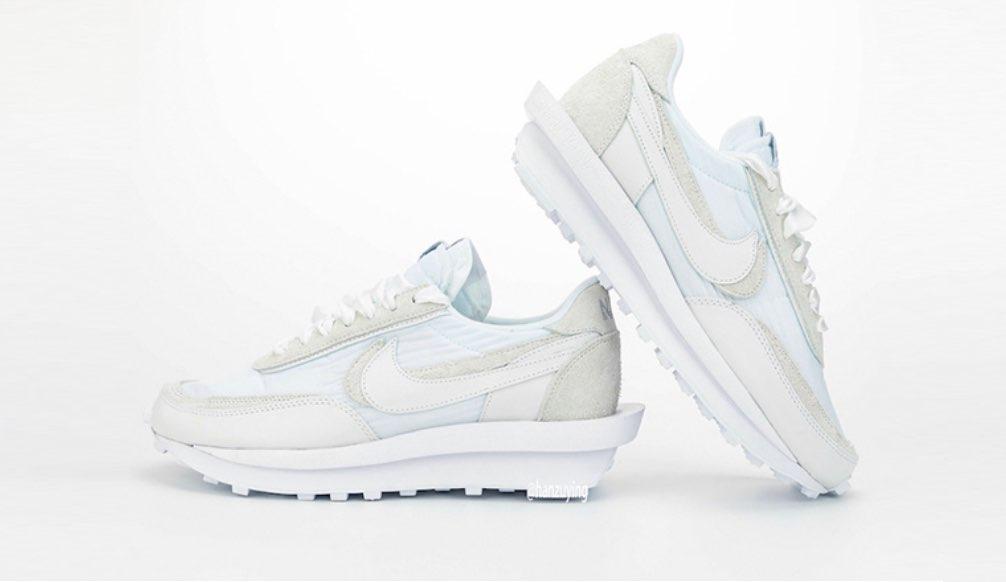 Sacai x Nike 2020コラボ来週発売‼️