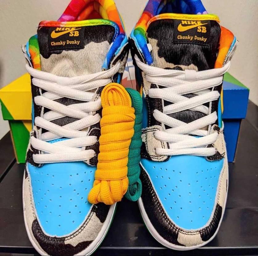 Ben & Jerry's x Nike SB Dunk Low🍦🍦🍦