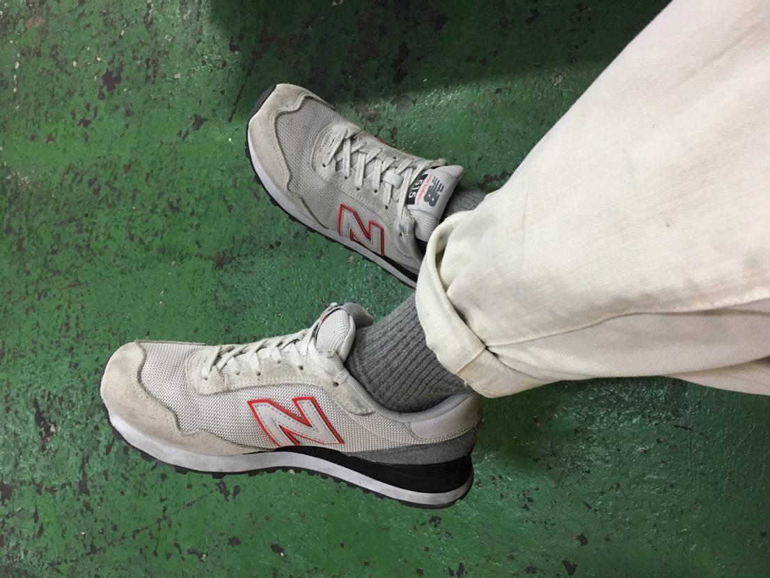 今もアウトレットに落ちてて在庫も多いやつだけど凄い気に入って履きまくっている一足