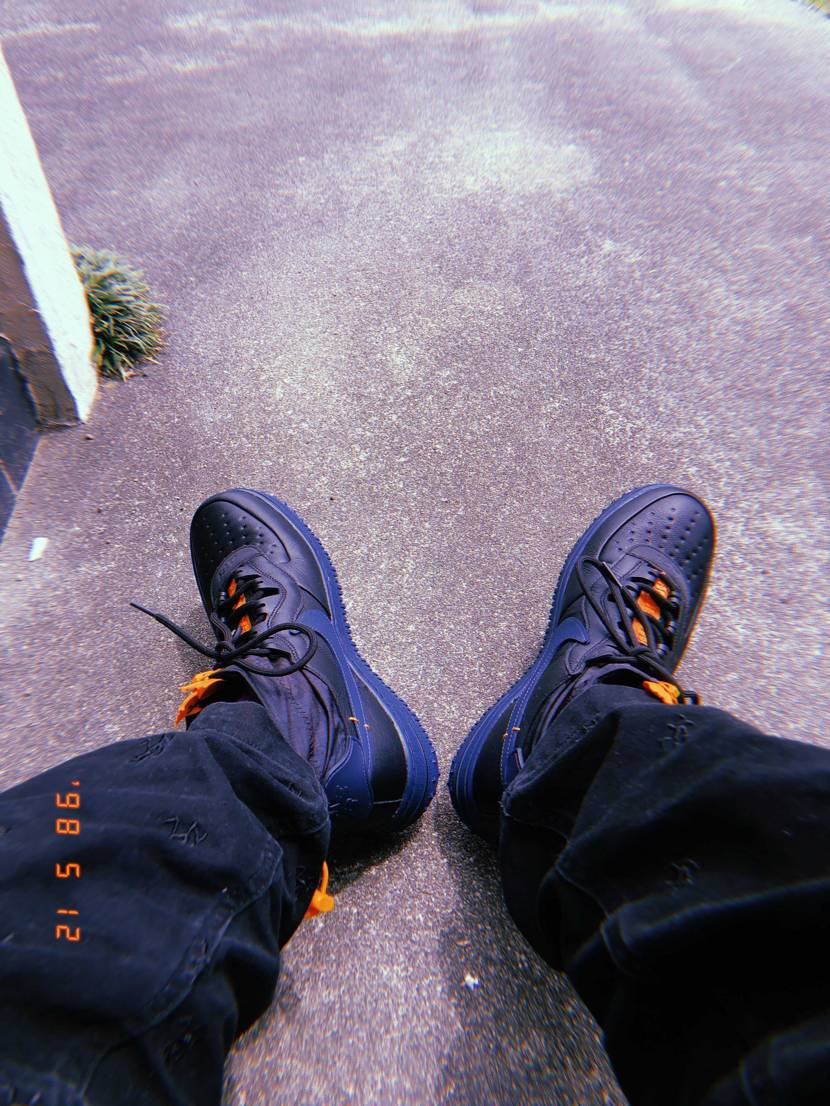 air force 1high GORE-TEXがとどいた!