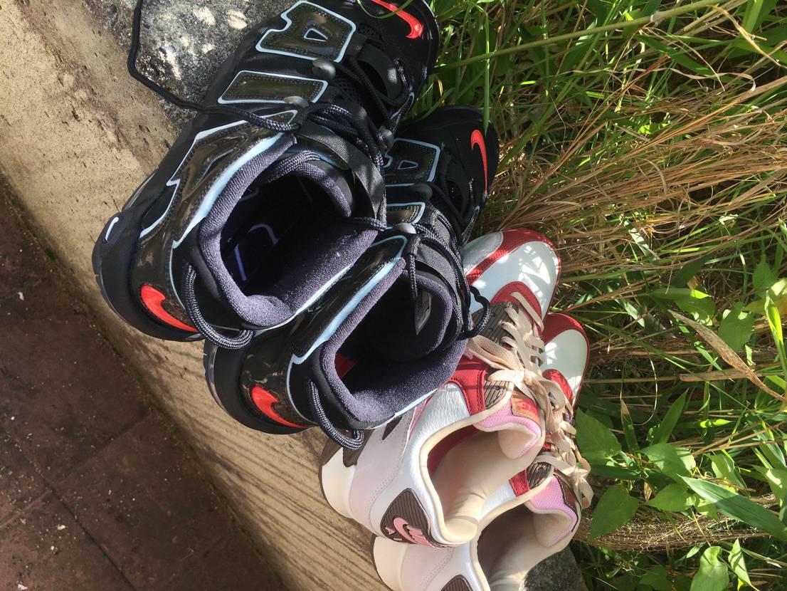 不人気二足に防水スプレー完了。良い色や。ハラチエスケープは秋にしようかね。