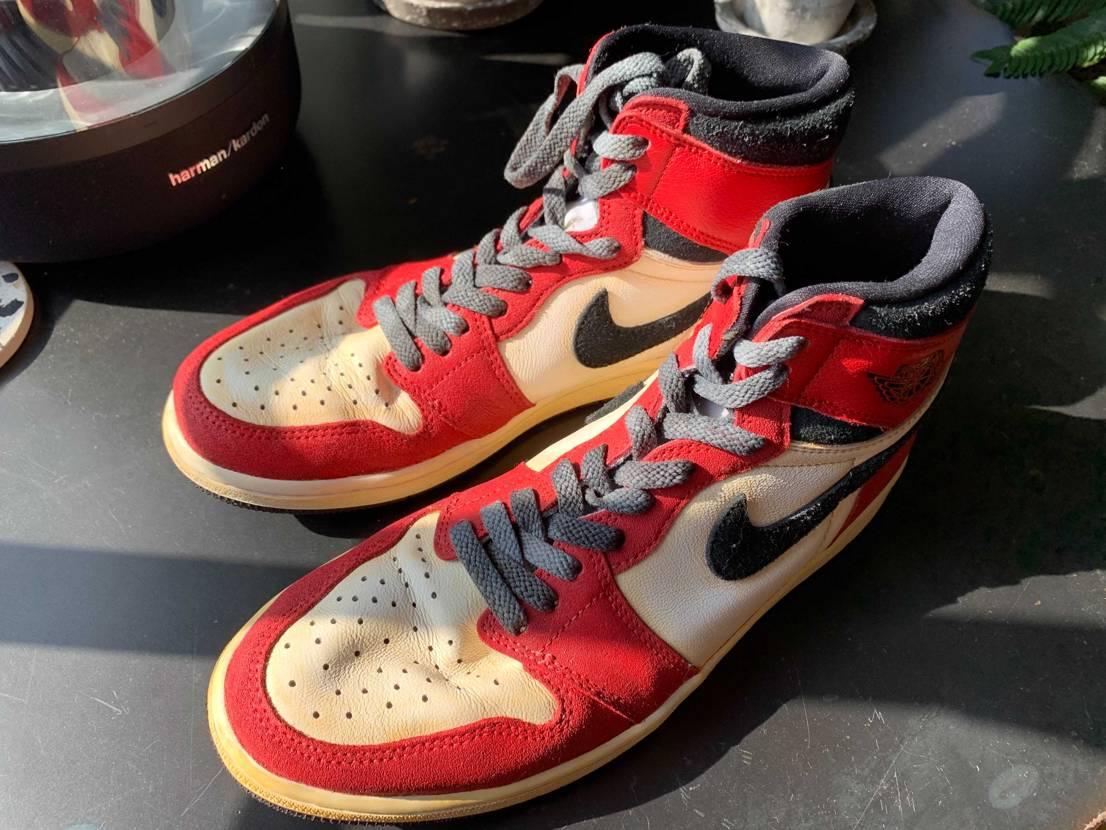 Chicagoのヴィンテージカスタム!  #Nike #airjordan