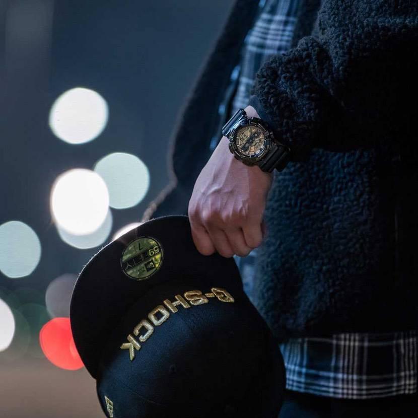 G-SHOCK × New Era®のコラボ、時計はもちろんやけど、キャップがめ