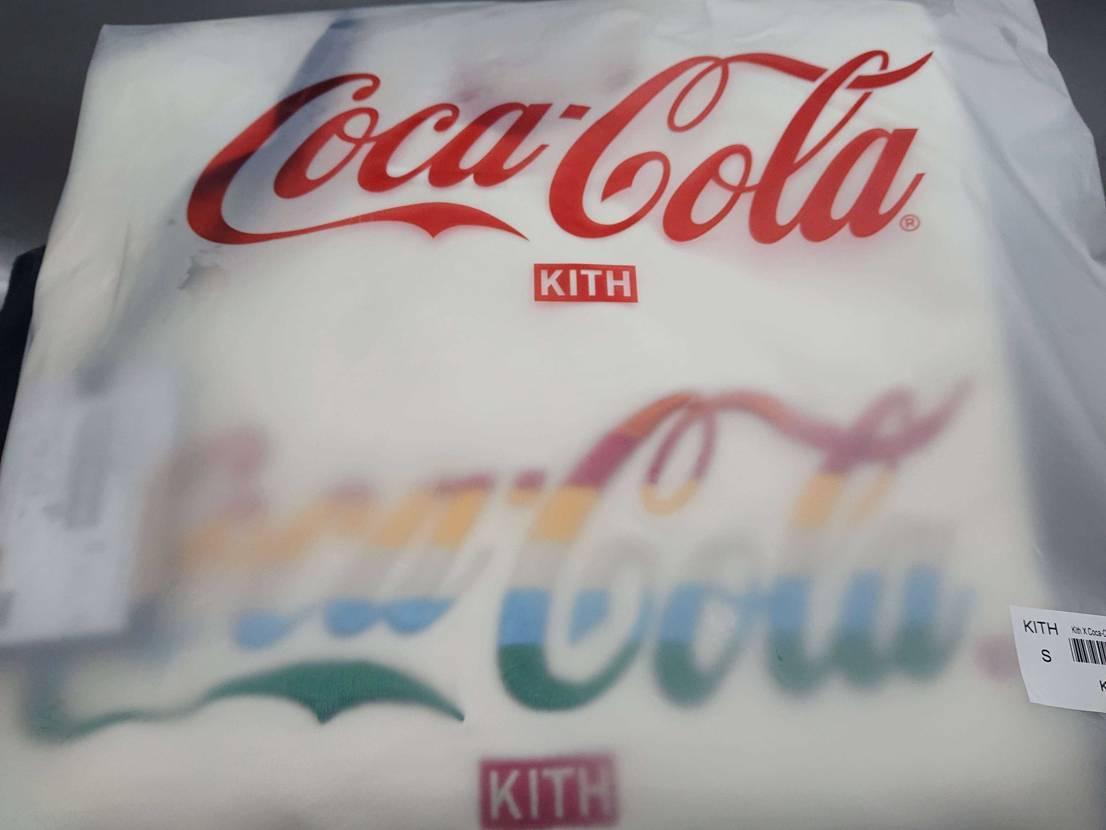 KITH×コカ・コーラ当選したから行ってきた。ギリギリ欲しいもの残ってて良かった