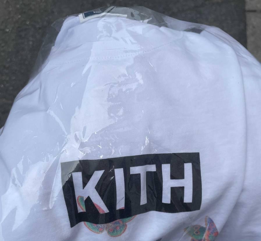 11:30入店でKITHへ。 ニューバラは完売、めぼしいスニーカーはありません