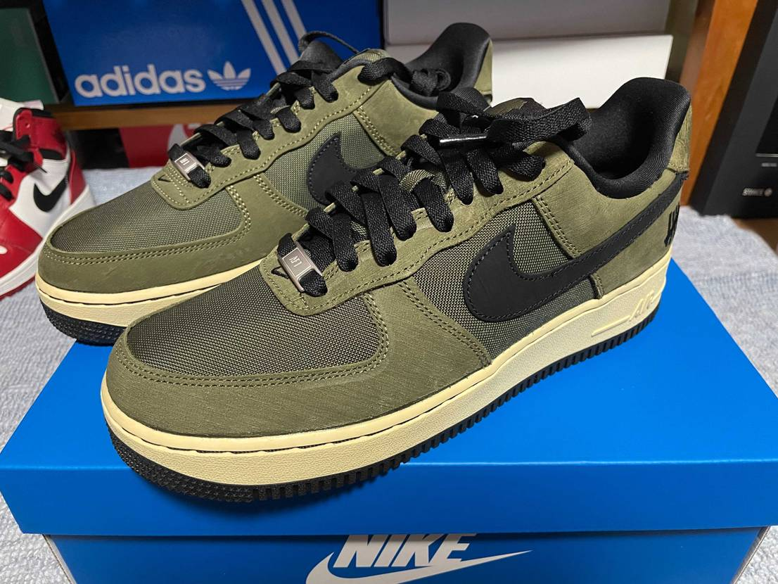 ✨UNDEFEATED × NIKE AIR FORCE 1 LOW ✨ UN