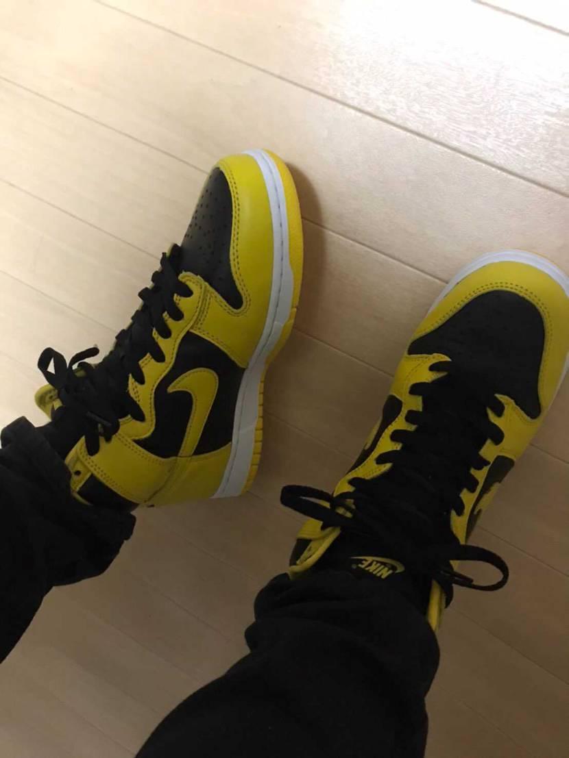 Doverでゲットしてきました^_^ 靴紐黒にチェンジしてみました。 私、黒
