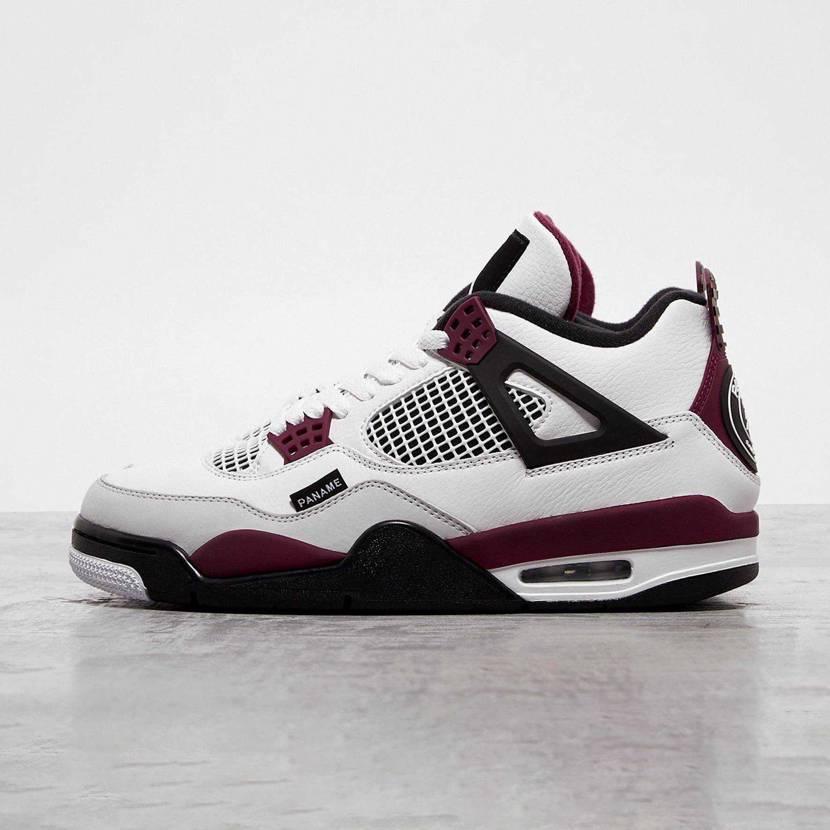 The Air Jordan 4 PSG drops October 1st f