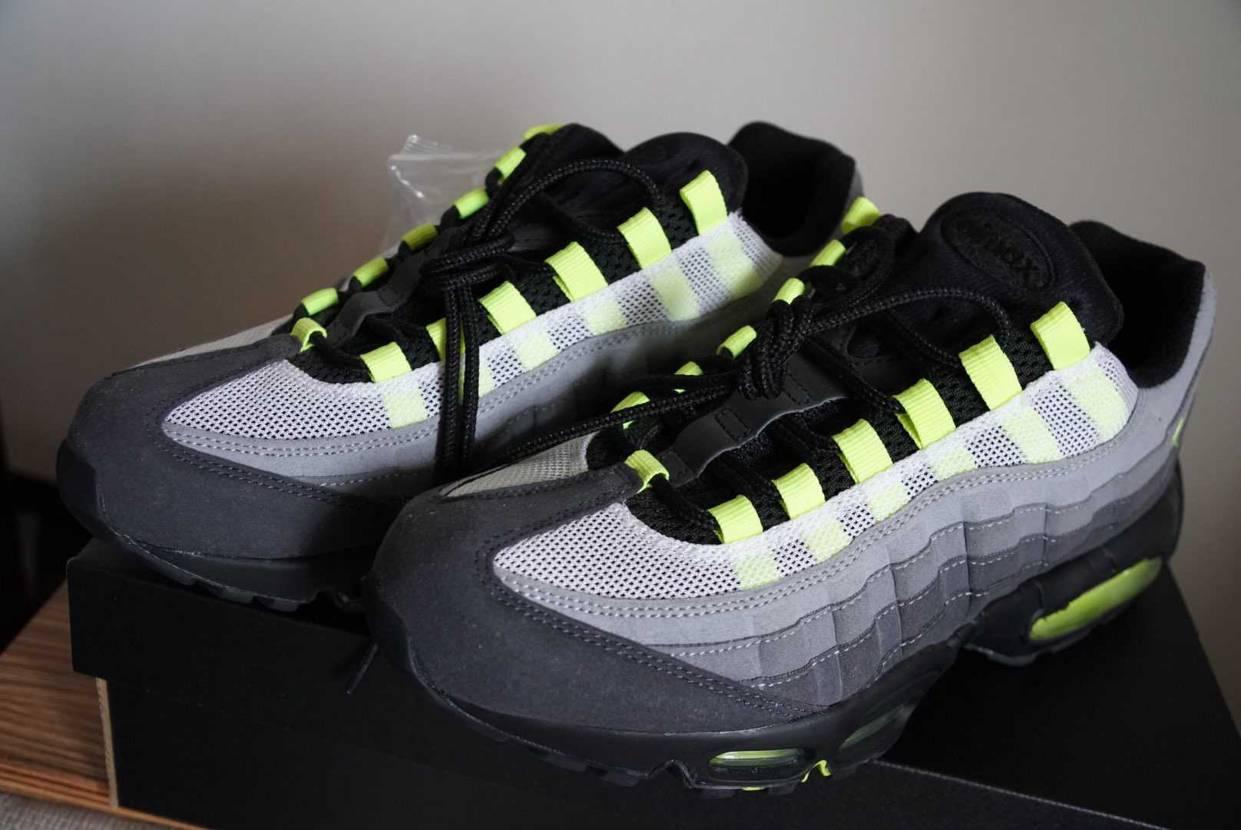 """NIKE AIR MAX 95 PROTOTYPE """"mita sneakers"""