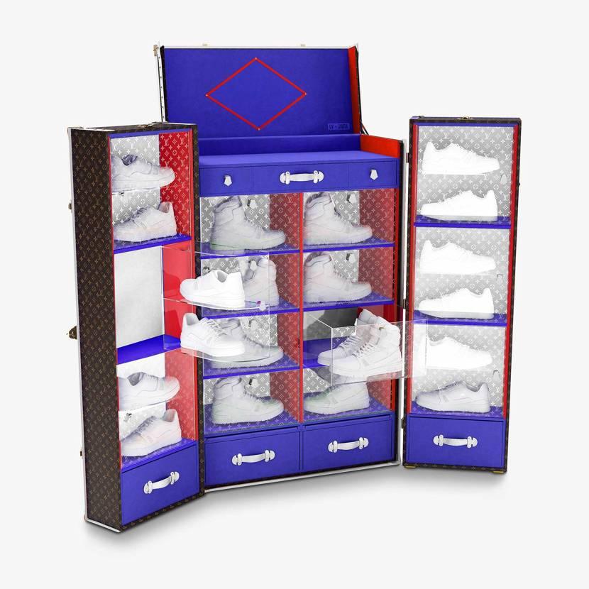 LV x NBA コレクション トランク✨ めちゃくちゃカッコイイけど、値段が