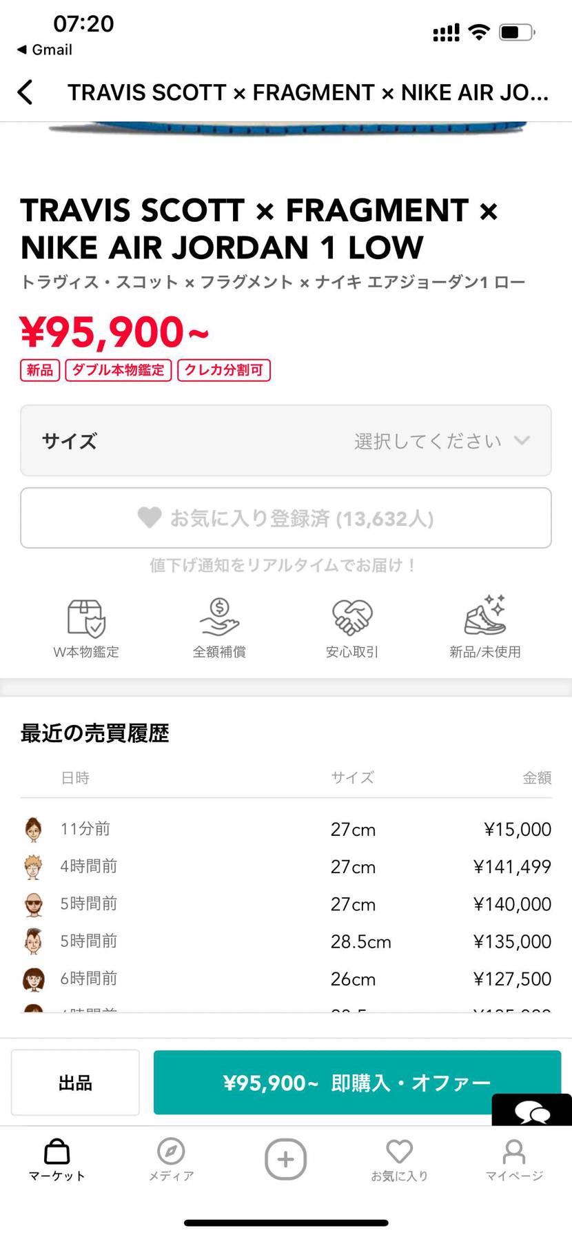 15000円?ww