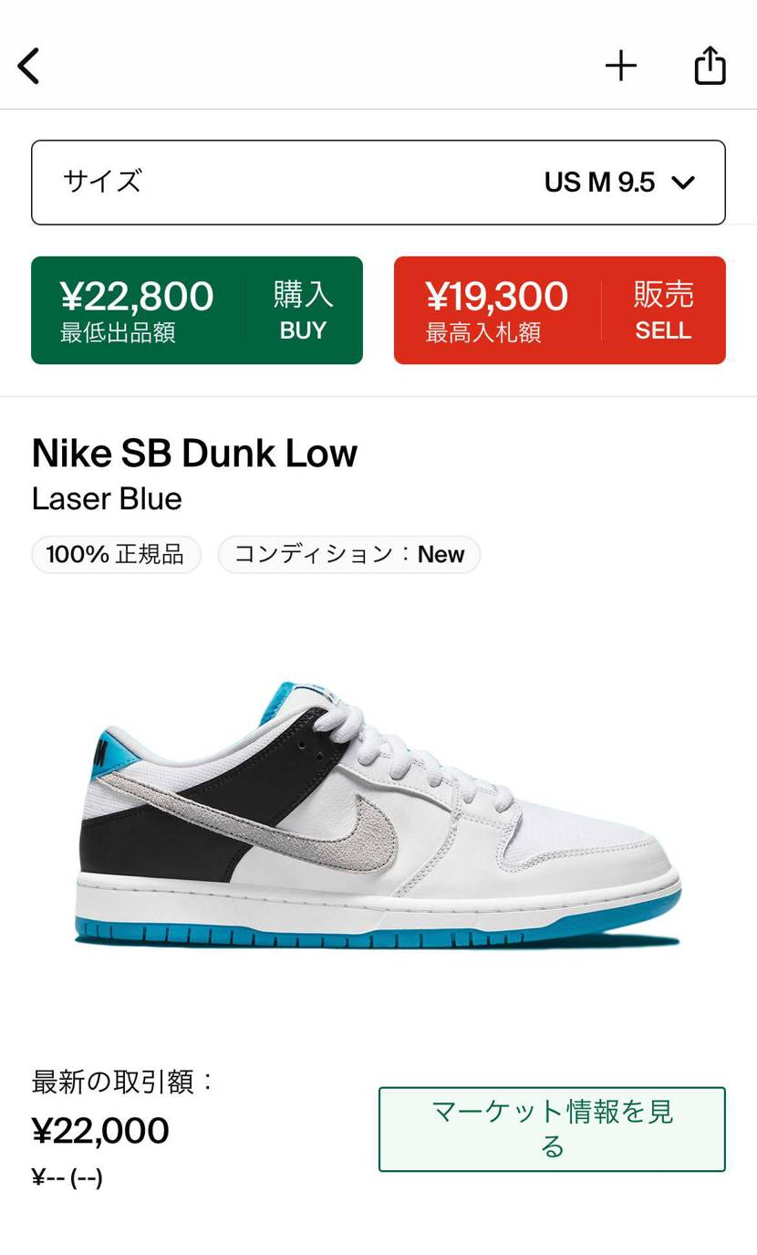 ❎ではこんな安いのかぁ.... 買っちゃおうかなぁ!!!