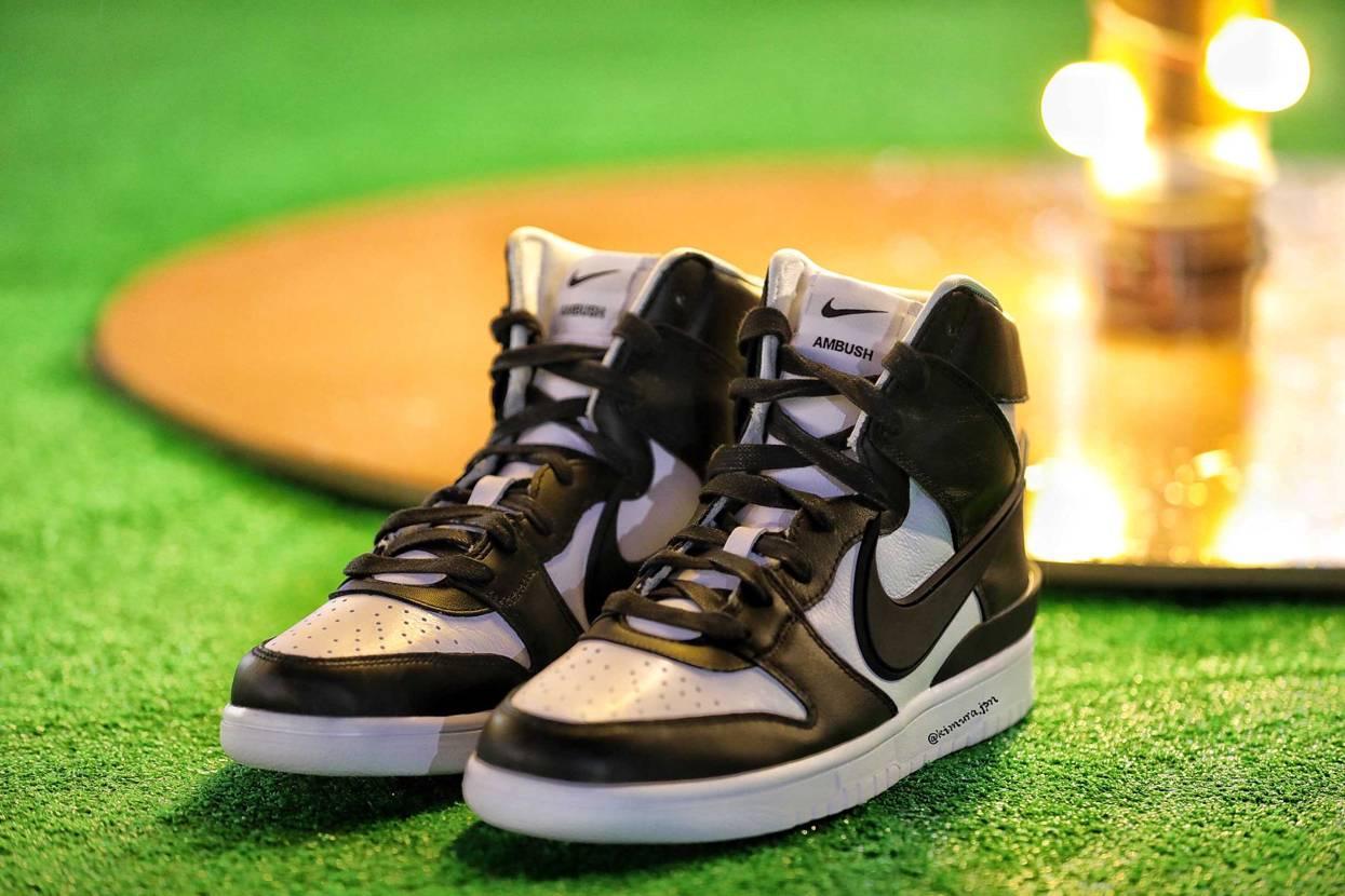 Nike x AMBUSH® x NBA  幸運が当選した  かっこいシ