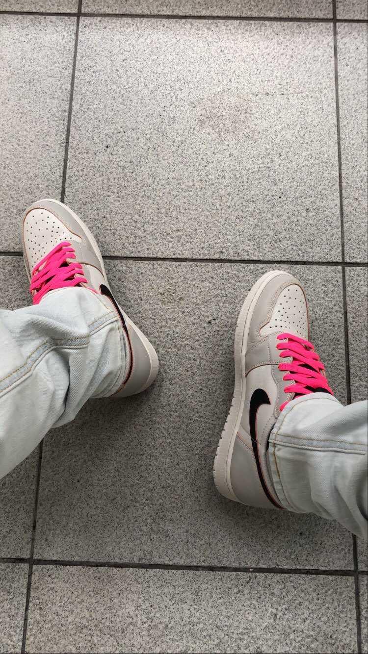 ピンクが似合うかな!! なかなかにいい感じ。